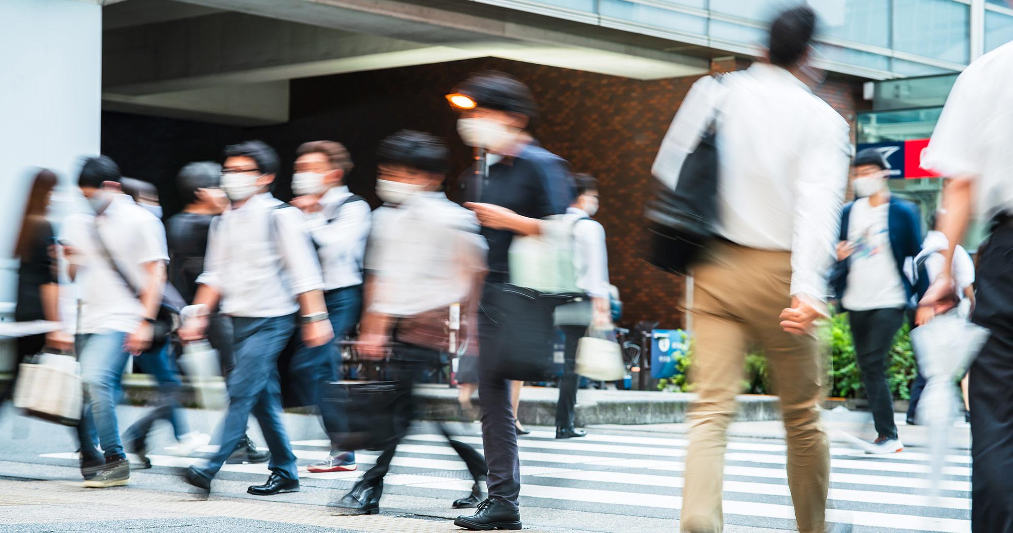 忙しいビジネスマンこそ未来を見据えてスキマ時間で効率的に学習