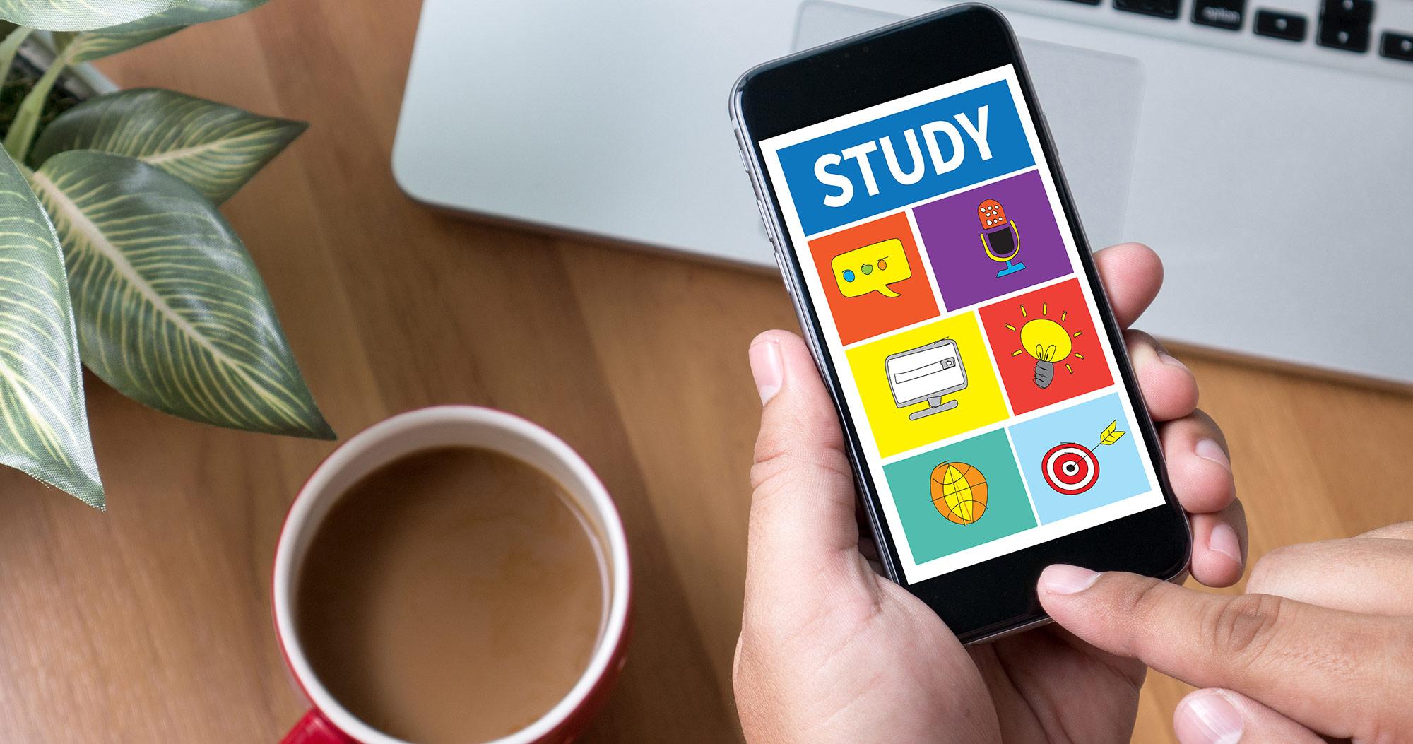 オンライン講座の学び方