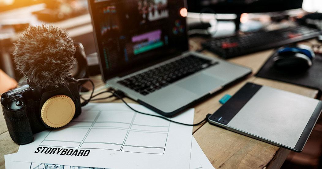 動画制作での企画を作成するポイント